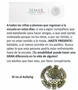 ¡Di no al Bullying!
